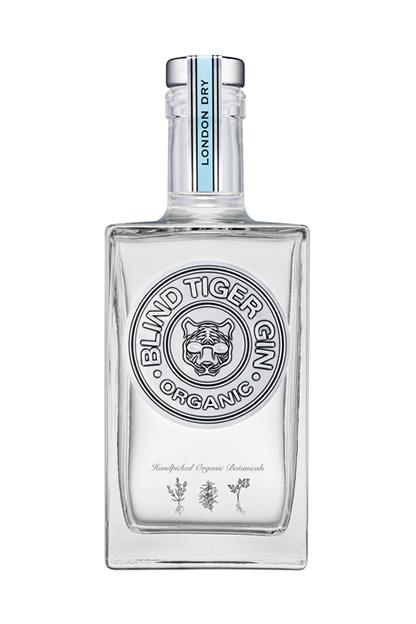 Blind Tiger Organic Distillery Organic Dry Gin