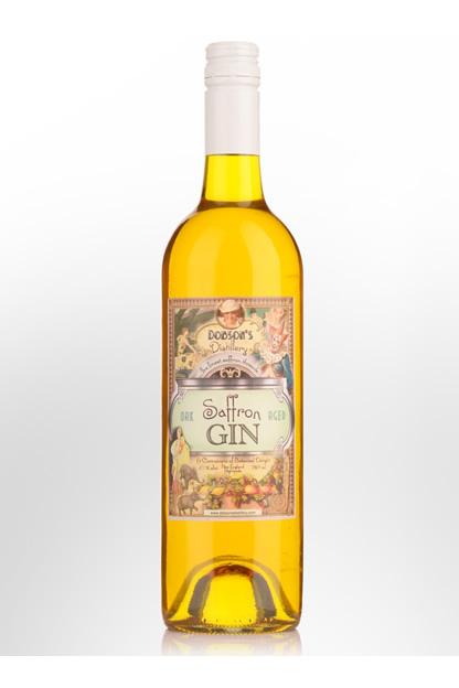 Dobsons Distillery Dobsons Saffron Gin