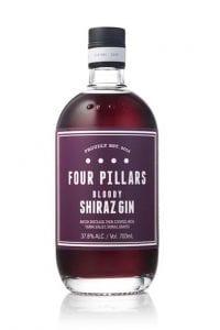 Four Pillars Distillery Bloody Shiraz Gin