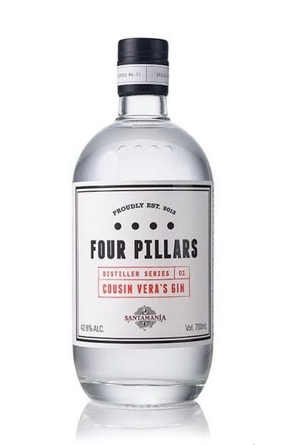 Four Pillars Distillery Cousin Veras Gin
