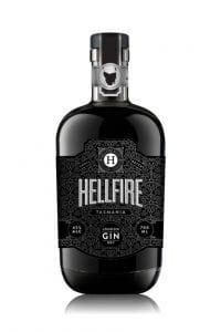 Hellfire Bluff Distillery Hellfire London Dry Gin