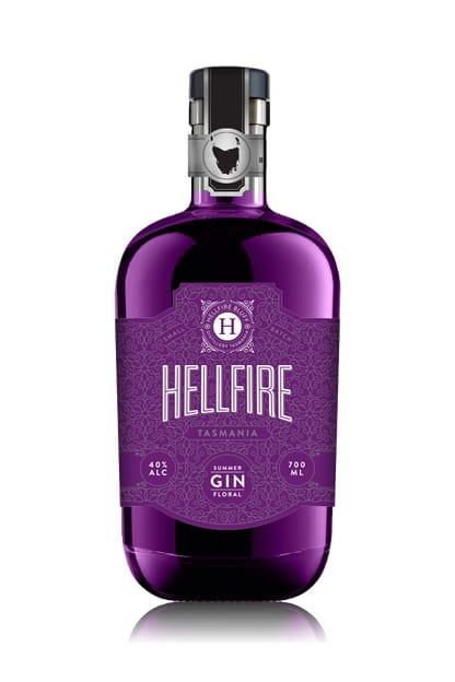 Hellfire Bluff Distillery Hellfire Summer Gin