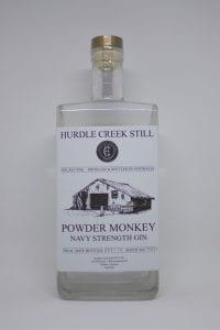 Hurdle Creek Still Powder Monkey Navy Strength