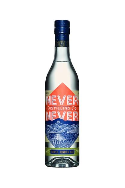 Never Never Distillery Tripe Juniper Gin