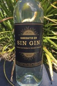 Sin Gin Distillery Sin Gin