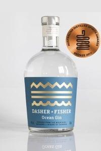 Southern Wild Distillery Dasher Fisher Ocean Gin