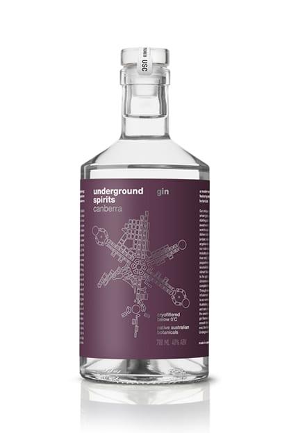 Underground Spirits Premium Signature Gin