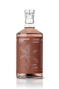 Underground Spirits Shiraz Pepperberry Gin