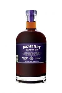 William Mchenry Sons Distillery Damson Gin