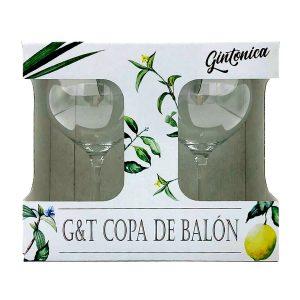 G&t Copa De Balon Front Of Packaging