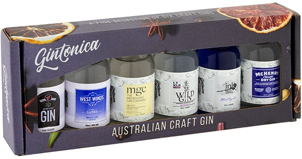 Introduction To Australian Craft Gin Gift Pack