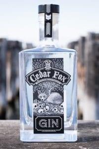 Cedar Fox Distilling Co Cedar Fox Gin