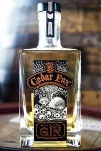Cedar Fox Distilling Co Oak Gin