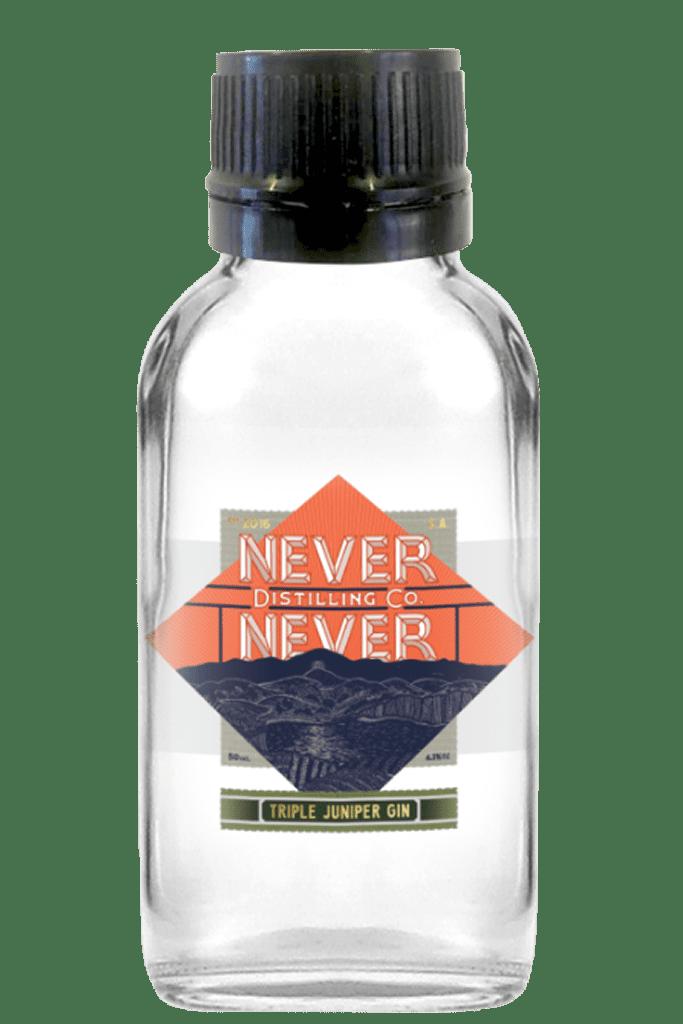 Never Never Distillery Tripe Juniper Gin Tasting Pack