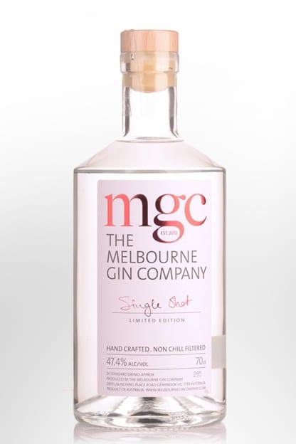 Melbourne Gin Company Single Shot Gin
