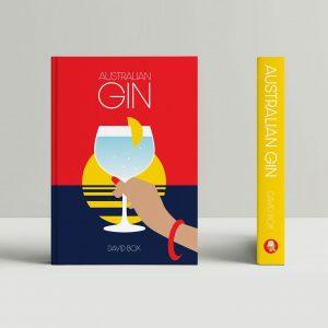 Australin Gin Book David Box (product Cover)