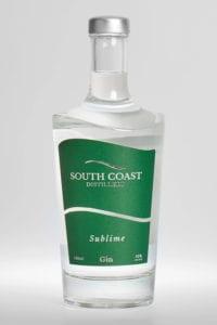 Southcoast Distillery Sublime Gin